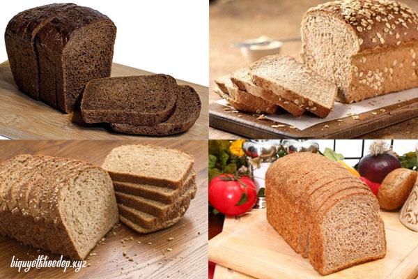 Bánh mì đen giảm cân mua ở đâu tại tphcm