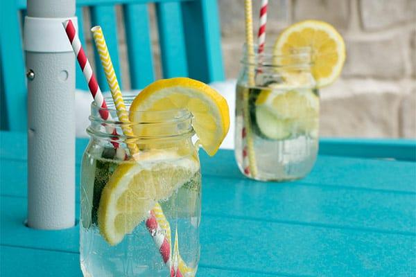 Uống gì sau khi ăn để giảm cân