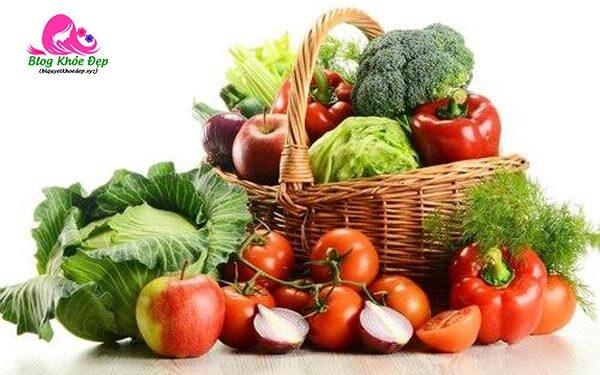 Uống thuốc giảm cân nên ăn gì