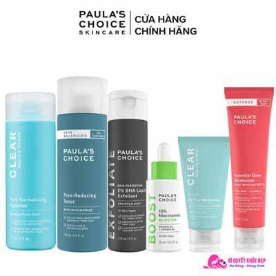 Thương hiệu Paula's Choice Skincare