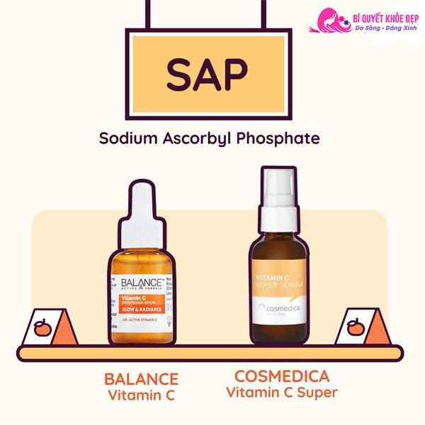 Kinh nghiệm sử dụng serum vitamin c