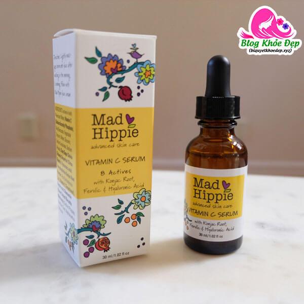 Review Map Hippie Vitamin C Serum