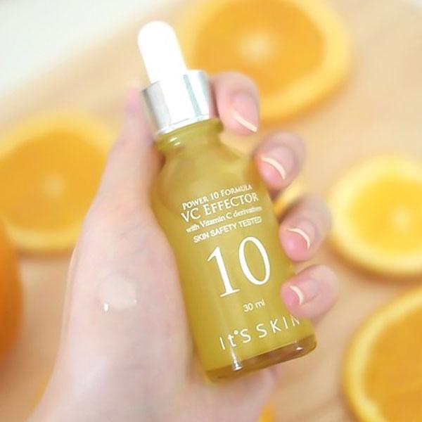 Serum thu hẹp lỗ chân lông It's Skin Power 10 Formula VC Effector