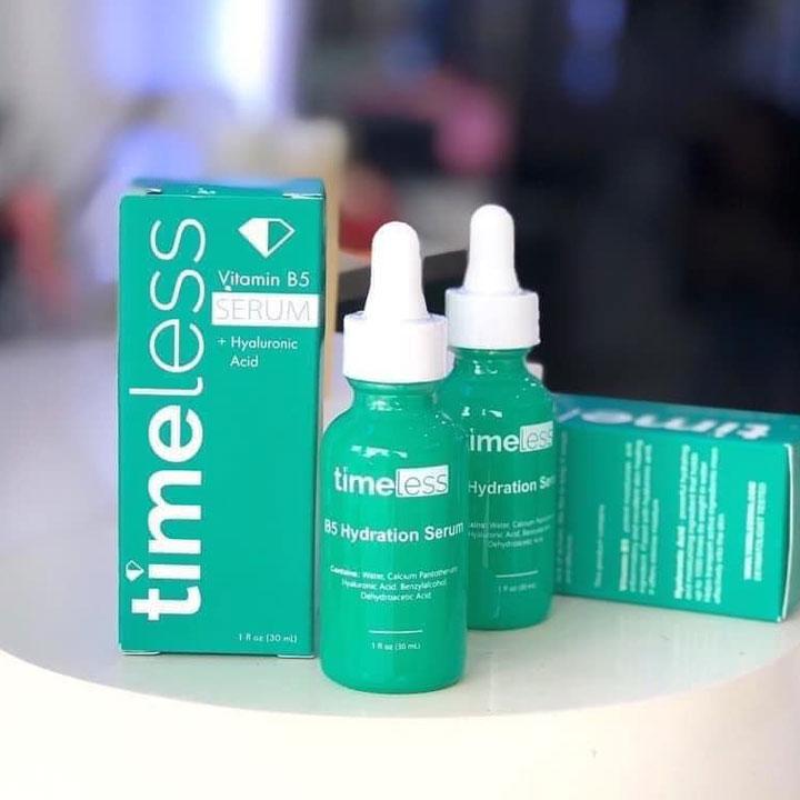 Serum Timeless Vitamin B5 có tốt không?