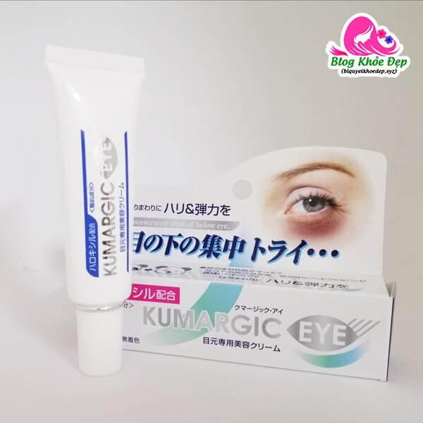 Review kem mắt Kumargic Eye