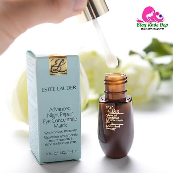 Review serum mắt Estee Lauder