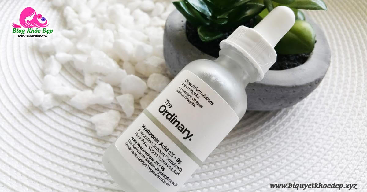 Review The Ordinary Hyaluronic Acid 2% + B5