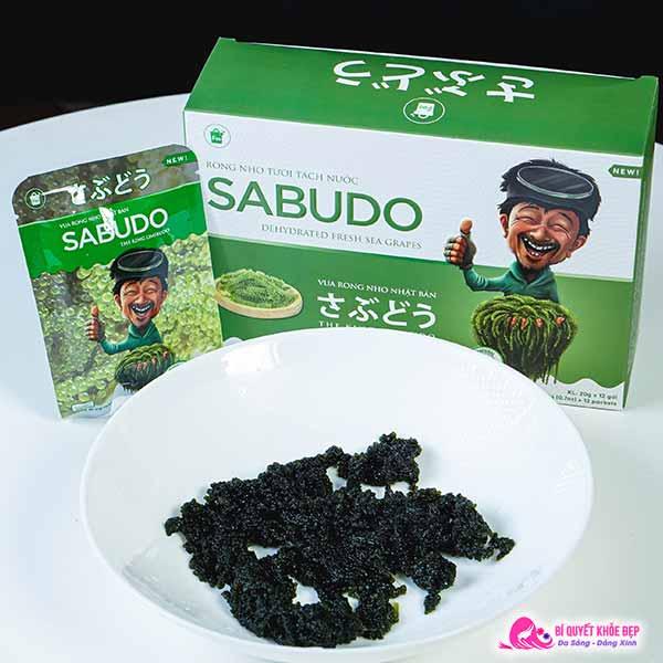 Rong nho tách nước Sabudo Nhật Bản 1