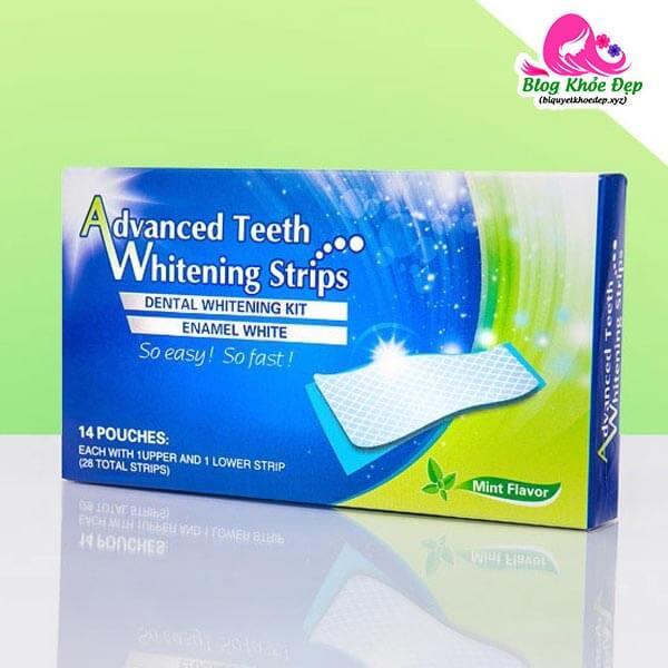 Miếng dán răng Advanced Teeth