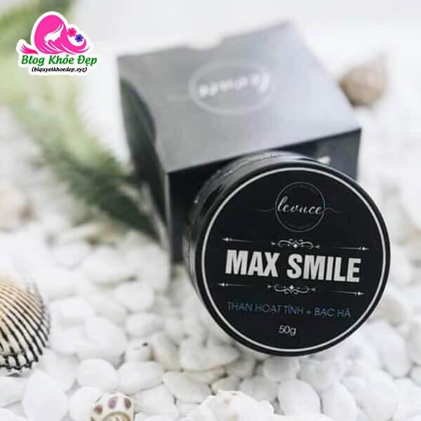Bột trắng răng Max Smile