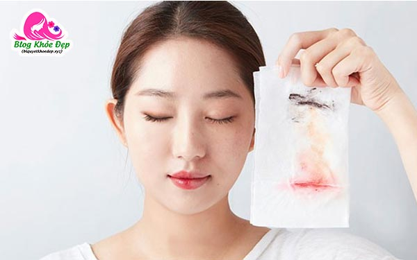 Skincare cho da dầu mụn ban đêm