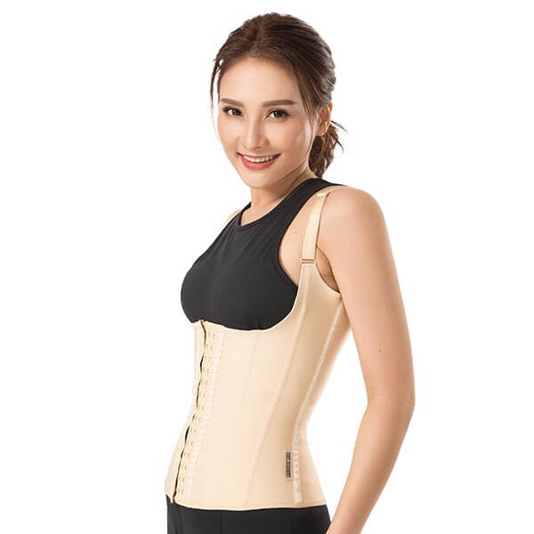 Hướng dẫn cách đeo đai nịt bụng Latex