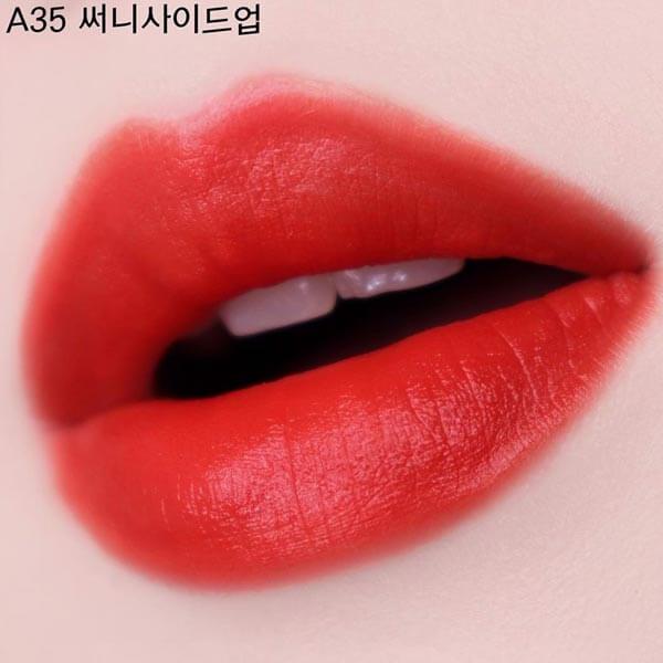 Review son Black Rouge A35 màu đỏ nâu