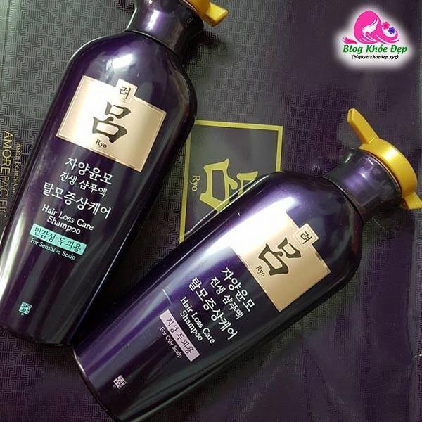 Dầu gội trị rụng tóc Hàn Quốc Ryo