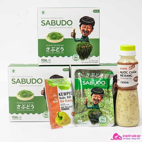Review rong nho Sabudo Nhật Bản