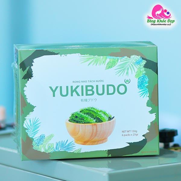 Review rong nho tách nước Yukibudo