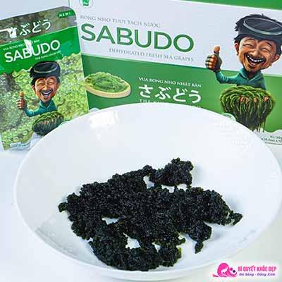 Rong nho tách nước Sabudo