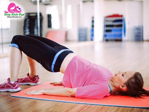 Bài tập Yoga làm se khít vùng kín Kegel