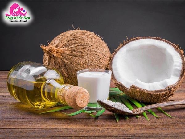 Cách trị tóc bạc sớm từ thiên nhiên bằng dầu dừa