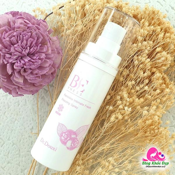 Review dung dịch vệ sinh phụ nữ Dr Douxi