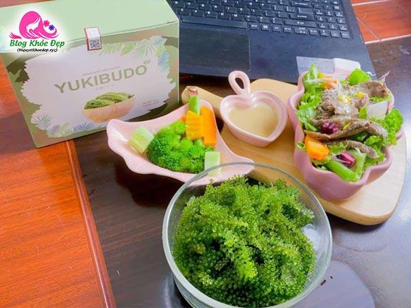 Rong nho Yukibudo review