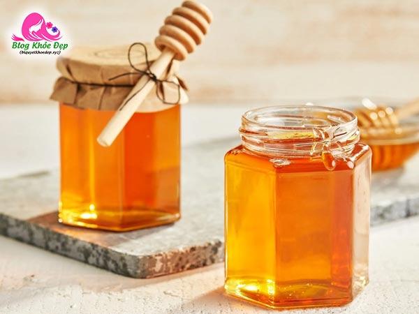 Cách se khít vùng kín tại nhà bằng mật ong