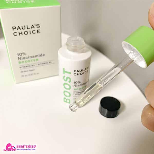 Serum se khít lỗ chân lông cho da dầu Paula's Choice