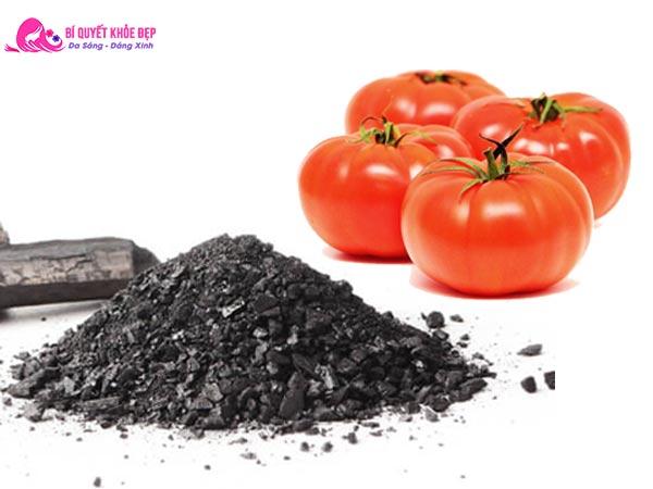 Cách làm trắng răng cho người niềng răng bằng cà chua